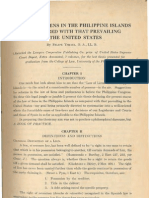 PLJ Volume 4 Number 2 -02- Felipe Ysmael - The Law of Liens in the Philippine Islands..