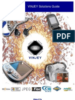 VINJEY Solutions Guide_Sandeep