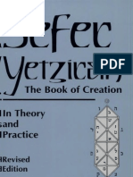 Rabbi Aryeh Kaplan - Sefer Yetzirah, The Book of Creation in Theory and Practice