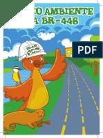 BR-448 Historia Em Quadrinhos