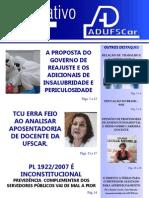 Boletim Adufscar Nov 2011 Ref1562