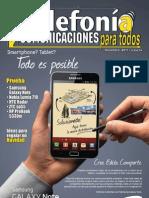 TyC Telefonia y Comunicaciones Diciembre 2011