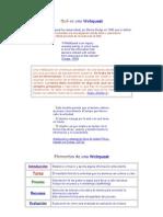 WebQuest (Gazt)