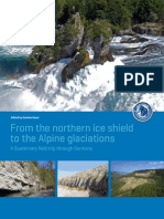 From the northern ice shield to the Alpine glaciations