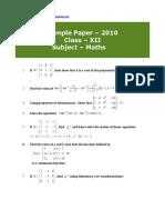 1-Maths-12