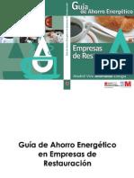 Guia de Ahorro Energetico en Hosteleria