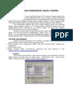 9 Langkah Mudah Koneksikan Visual Foxpro Dengan Mysql