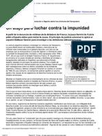 Principio de Justicia Internacional-contra la impunidad