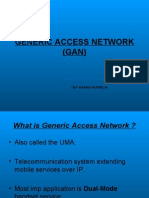 Generic Access Network