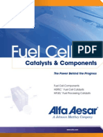 Fuel Cell Brochure