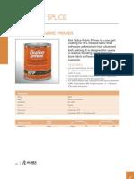2. SAFS Hot Splicing Material Catalog Sept 2010