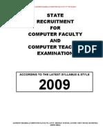 Computer Teacher Faculty 2009