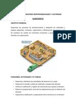 Manual de Funciones Responsabilidades y Autoridad