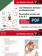 Rvs Spn Reseaux Sociaux Angouleme
