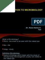 Micro general info