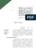 Proyecto Ley de Pesca