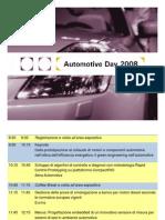 Keynote  Dalla prototipazione al collaudo di motori e componenti automotive nell'ottica dell'efficienza energetica