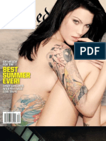 Inked Magazine for Girls of Summer - April 2010