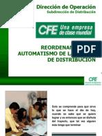 to y Automatismo Redes Media Tension Teodulo Arroyo