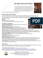 2011 8.30 JBMLibrary_Flyer[1]