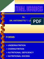 Nut Disorders