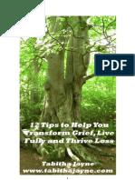 12 Tips Free Report En