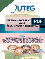 DEBER DE DISEÑO CURRICULAR