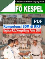 Buletin KKP VI Edisi 4 Tahun 2011