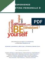 Esperienze di marketing personale