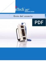 Monitor de Signos Vitales Suntech 247 User Manual