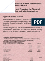 Understand Financial Statement