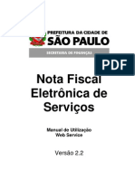 NFe Web Service v2 2