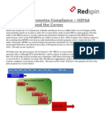 """""""Enforcement Promotes Compliance"""" - HIPAA Audits Just Around the Corner"""