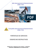 Brochure Cima Industrial
