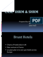 international hrm case study brunt hotels answers