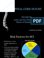Spinal Cord Injury Ppt