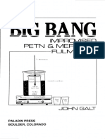 Paladin 1987 - John Galt - The Big Bang- Improvised PETN+Mercury Fulminate - Kilroy