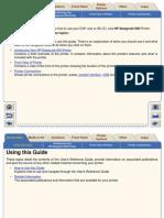 Designjet 500 User Guide