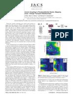 Josh Vura-Weis et al- Geometry and Electronic Coupling in Perylenediimide Stacks