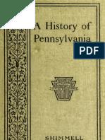 Pa History 1914