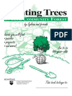 Planting Trees in Your Community Forest