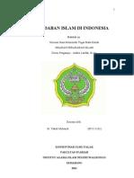 Sejarah Peradaban Islam Di Indonesia Siap PRINT