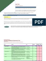 Forresters Bi Maturity Assessment Tool