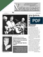The Volunteer, July 2000