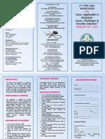 Brochure July 2011