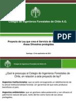 Ingenieros Forestales, Presentación