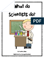 What Do Scientists Do