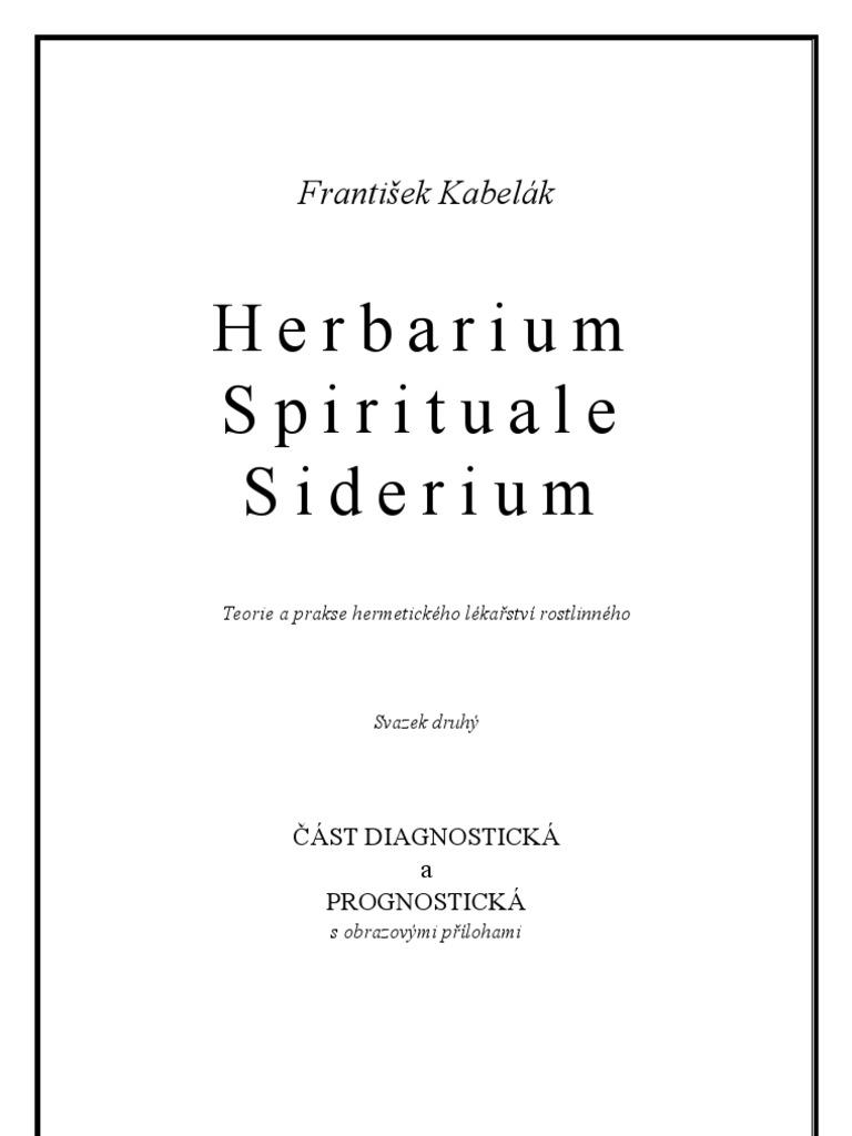 eea21e4c2cd Herbarium Spirituale Siderum 2