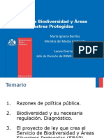 Ministerio de Medio Ambiente, Presentación