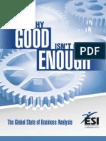 ESI-BAGlobalSurveyReport-WhyGoodIsntGoodEnough